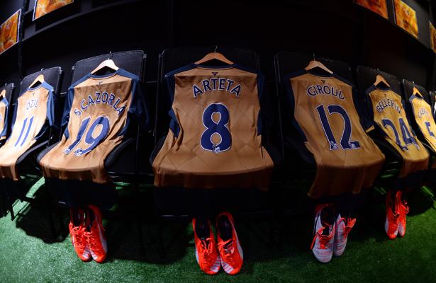 3467dd2d6 PUMA Reveals Arsenal Away Kit in Singapore