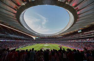 e922e1141de Wanda Metropolitano, Technology & Beyond